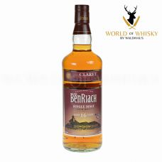 BENRIACH - 16y - Claret Wood Finish