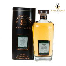 BENRINNES - 1995-2013 - Cask Strength Collection - Hogshead
