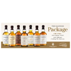 The Balvenie Package