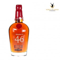 MAKER'S MARK - 46 - Oak Stave Barrel Finish 2010 - Kentucky Straight Bourbon