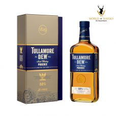 TULLAMORE DEW - Phoenix - Blended Irish Whiskey