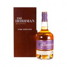 IRISHMAN - CASK STRENGTH - Bourbon Casks