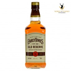 ERLY TIMES- OLD RESERVE - Kentucky Bourbon