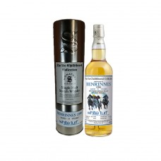 BENRINNES - 1996-2018 - 21y - Hogshead - Un-Chillfiltered Collection - White Turf St.Moritz Label