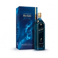 JOHNNIE WALKER - Blue Label - Ghost and Rare - With Port Ellen