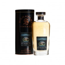 BUNNAHABHAIN - 2011-2019 - 7y - Mòine heavely peated - Cask Strength Collection - Hogshead Cask - Waldhaus am See LabelCASK NO.