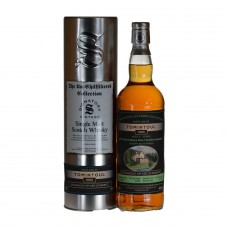 TOMINTOUL - 1995-2019 - 23y - Unchillfiltered Collection - Sherry Butt Finish - Waldhaus am See LabelCASK NO. 2