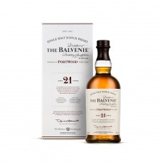 BALVENIE - 21y - Port Wood Finish