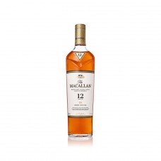 MACALLAN - 12y - SHERRY OAK CASK