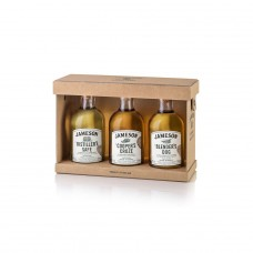 JAMESON - 3er Set - The Distiller's Safe - Cooper's Croze - Blender's Dog