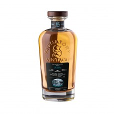 ISLE OF JURA - 1991-2020 - 29y - Bourbon Barrel - Cask Strength Collection - Waldhaus am See Label + Sample